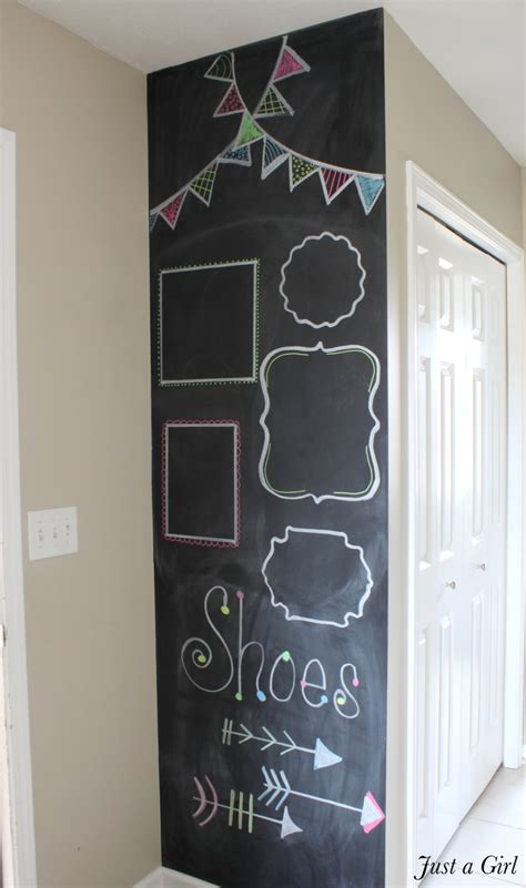 chalkboard paint wall tips 20 diy chalkboard projects the thinking closet