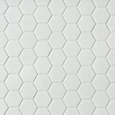 1 white matte hexagon floor tiles metro white matte hexagon porcelain mosaic 12 x 12