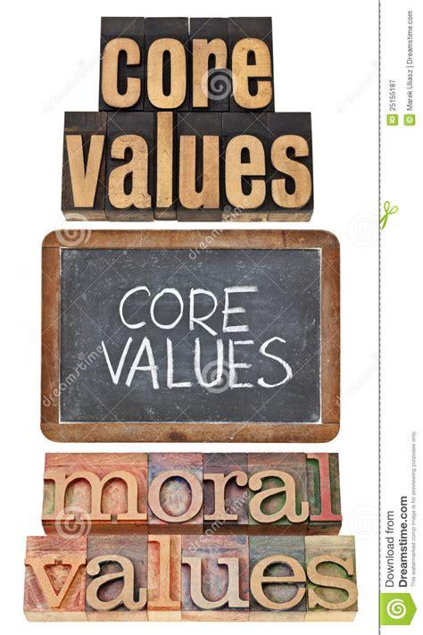 core  moral values stock image image  core black