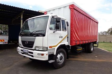 curtain side truck for sale 2009 nissan ud80 curtain side truck trucks for sale in