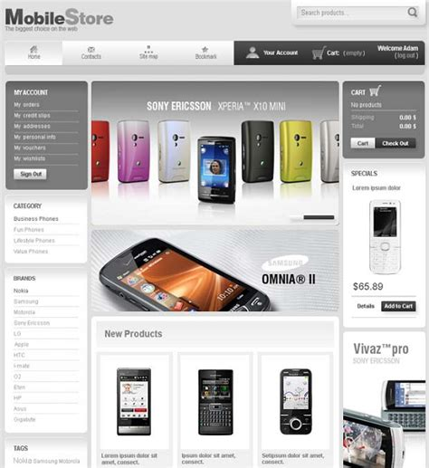free prestashop template the best free prestashop themes evohosting