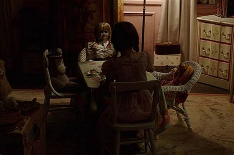 annabelle doll india annabelle creation trailer is out it shows the