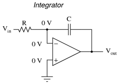 integrator and differentiator circuit theory lessons in electric circuits volume iii semiconductors chapter 8