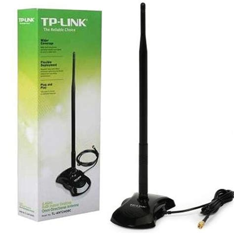 Harga Router Tp Link 2 Antena by New Tp Link Antenna Wifi Router 2 4ghz 8dbi Desktop Omni