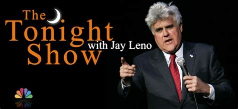 Watch The Tonight Show With Jay Leno Episodes Online | the tonight show with jay leno watch episodes and video