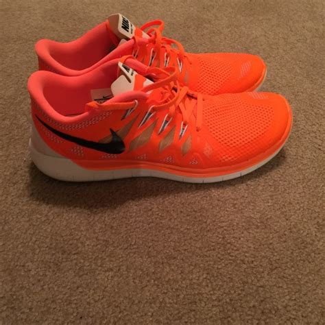 neon sneakers nike neon orange nike sneakers 187 the landfillharmonic