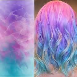 mermaid colors pastel mermaid hair color by smith of