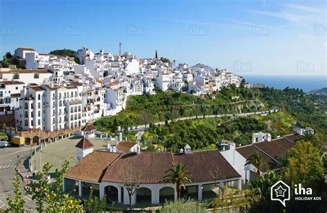 frigiliana rentals for your holidays with iha direct