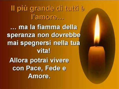 le quattro candele le 4 candele