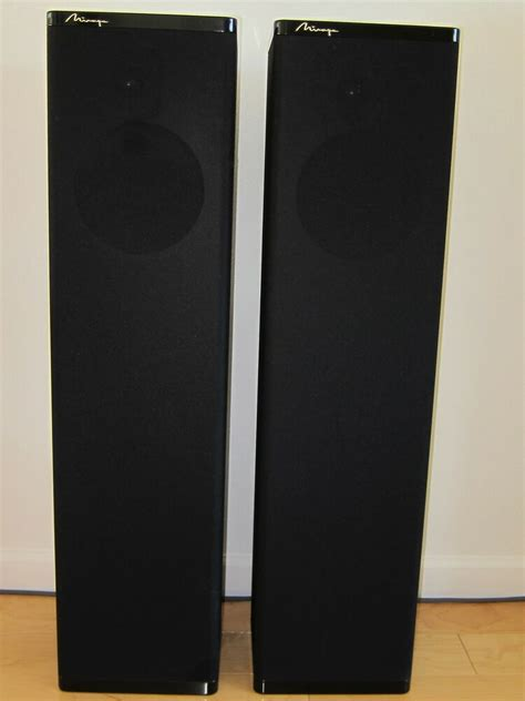 mirage bipolar stereo surround front rear speakers