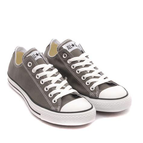 converse shoes size 3 converse unisex charcoal shoe size 3 designer