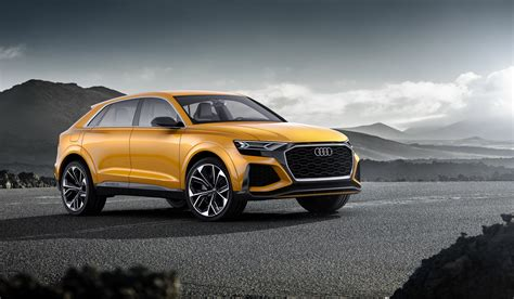 Audi Suv by New Audi Q8 Sport Concept Is A 469hp Suv Heading Our Way Fast
