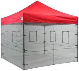 Canopy Walls by 10x10 Pop Up Canopy Tent Sidewalls Food Service Vendor