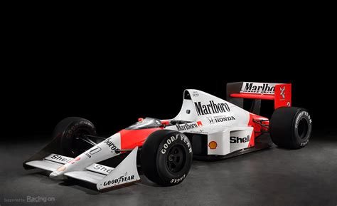 honda honda racing gallery f1 第二期 mclaren honda mp4 5