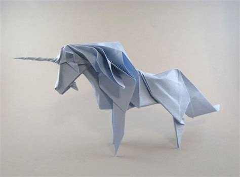 Easy Origami Unicorn - origami essence by diaz book review gilad s