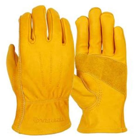 terra leather premium large work gloves 787383trl the