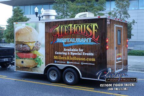 Restaurant Floor Plan Generator by Miller S Ale House 69 000 Custom Food Truck Builder