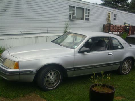 how cars engines work 1987 ford thunderbird electronic valve timing 1987 ford thunderbird lx sedan 2 door 5 0l for sale photos technical specifications description