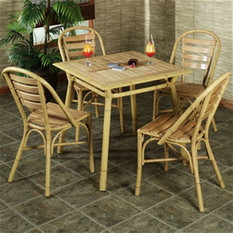 bamboo patio furniture patio furniture bamboo patio furniture