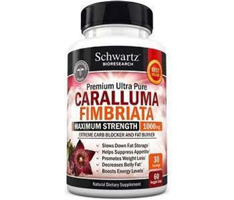 Schwartz Bioresearch Colon Cleanse Detox Reviews by Does It Work Or Not Schwartz Bioresearch Caralluma