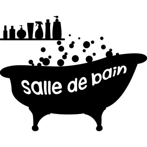 Sticker Baignoire by Sticker Baignoire Salle De Bain Stickers Salle De Bain