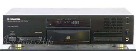 Dvd Player Pioneer S Ev31v pioneer pd s 504 hifi cd player gebraucht