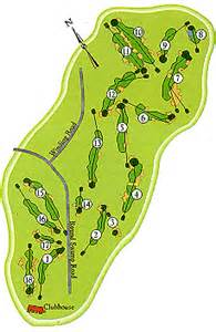 Bethpage State Park Map by Bethpage Golf Course In Bethpage State Park Site Of 2002 U