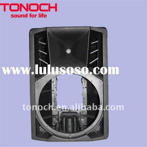 empty plastic speaker cabinets plastic cabinet speaker plastic cabinet speaker