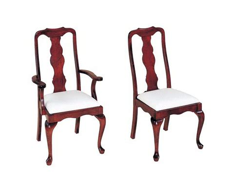 queen anne dining room chairs queen anne dining chair keystone collection