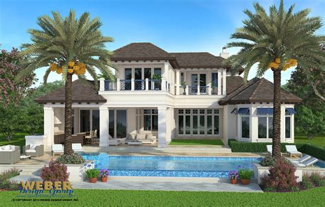 custom house design port royal custom house design naples florida architect weber in coastal house plan