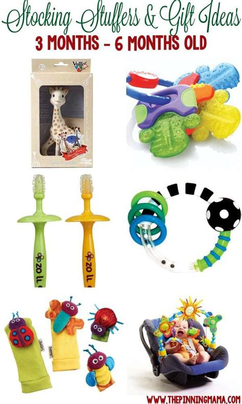 holiday gift for 2 month old stuffers small gifts for a baby the pinning
