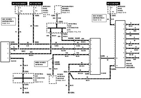 need stereo wiring diagram for 97 mercury mystique it has