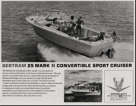bertram boats for sale seattle 29 brochure1