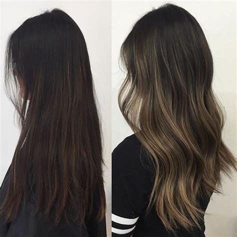 short hair cut and ash color streaks look grey looks que debes intentar en tu cabello este 2017 11