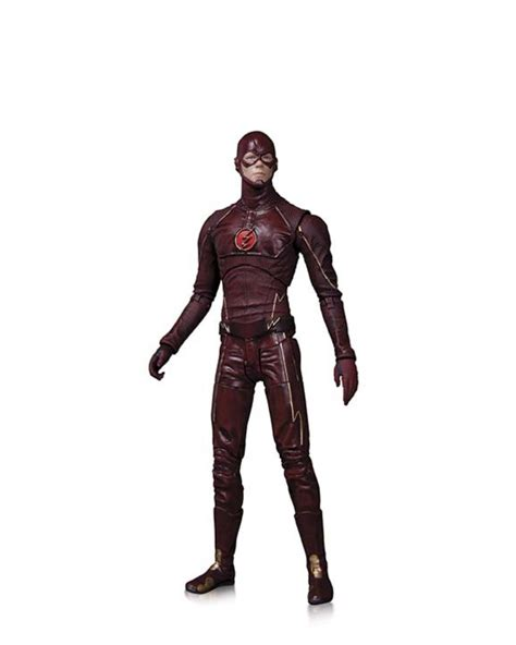 figure flash dc collectibles arrow the flash