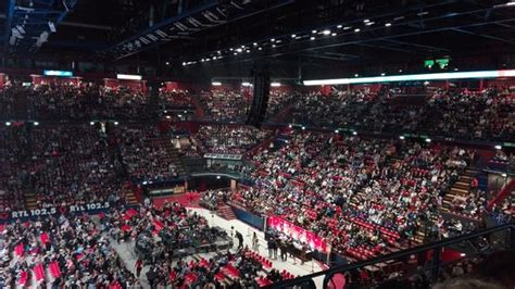 interno forum assago interno picture of mediolanum forum assago tripadvisor