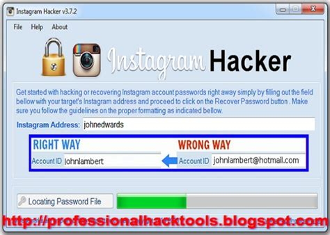 tutorial hack instagram account instagram account hack 2014