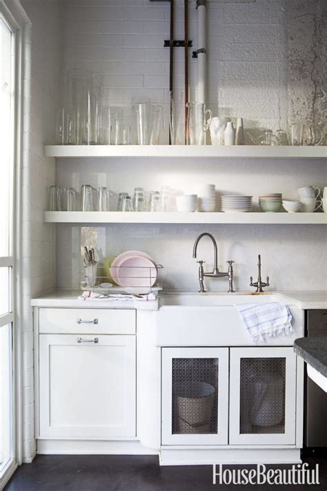 small kitchen open shelving hate open shelving these 15 kitchens might convince you