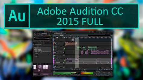 bagas31 adobe audition cara download adobe audation cc 2015 youtube