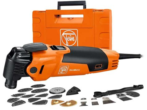 fein woodworking tools fein fmm350q 240v multimaster 350q top kit 350w