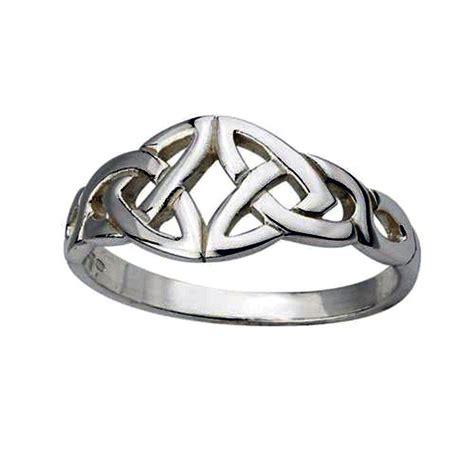 sterling silver 925 celtic filigree knot