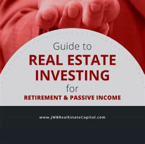 Investing Guide For Retirement passive income real estate investing information kit