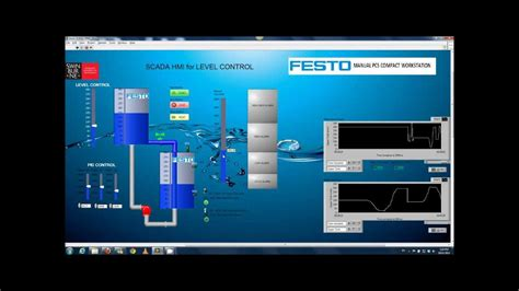 Free Designing Software labview scada vi for watertank flow control youtube