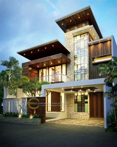 desain atap rumah kopel desain rumah dengan atap unik jasa arsitek