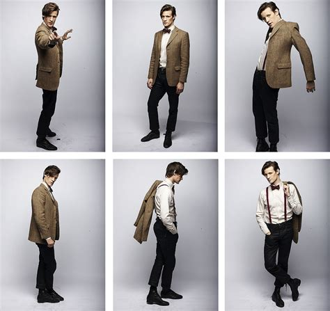 the rabbit whovember dress like the 11th doctor