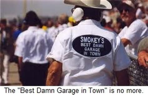 the godfather s the quot best damn garage quot is no more