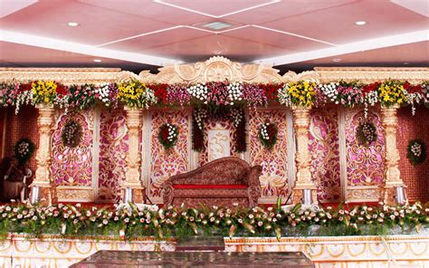 Wedding Backdrop Coimbatore by Our Gallery