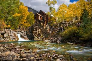 explore light photography colorado landscapes crystal mill