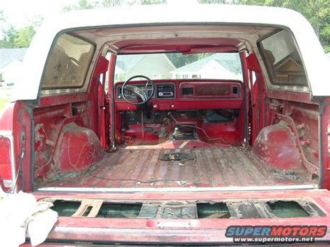 79 Ford Bronco Interior by 1979 Ford Bronco Interior Pictures And Sounds
