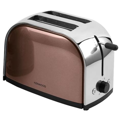 Bronze Toaster kenwood ttm107 antique bronze metallics 2 slice hi lift rise pop up toaster
